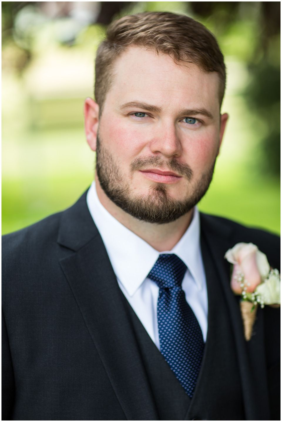 Groom portrait by an omaha photographer