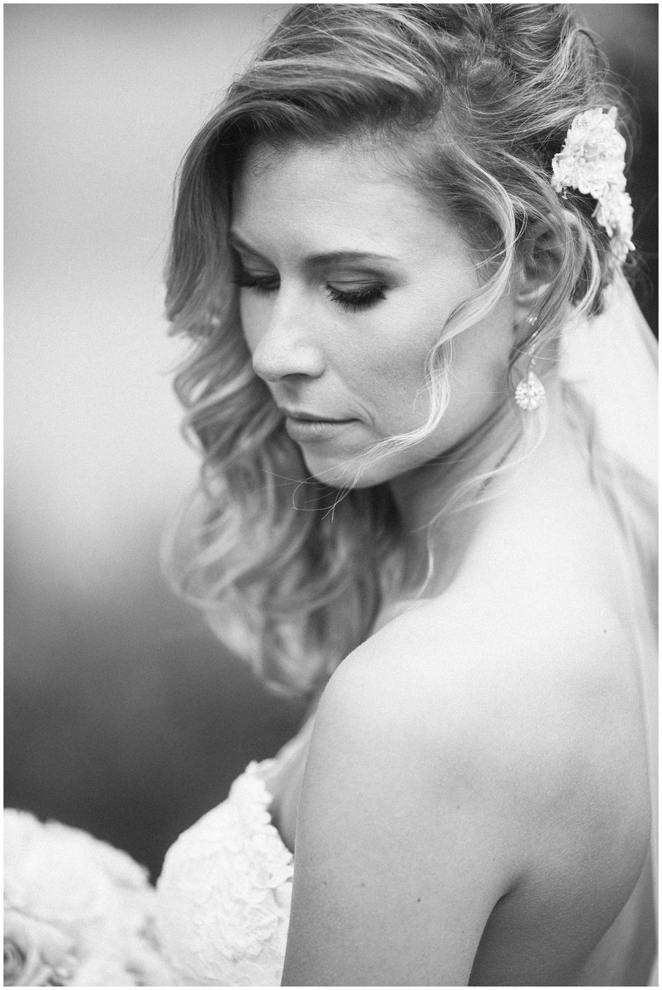 bridal portrait by an omaha photographer