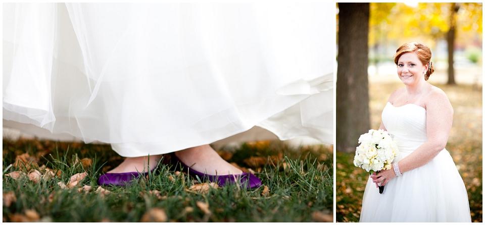 Halleck Park wedding picture
