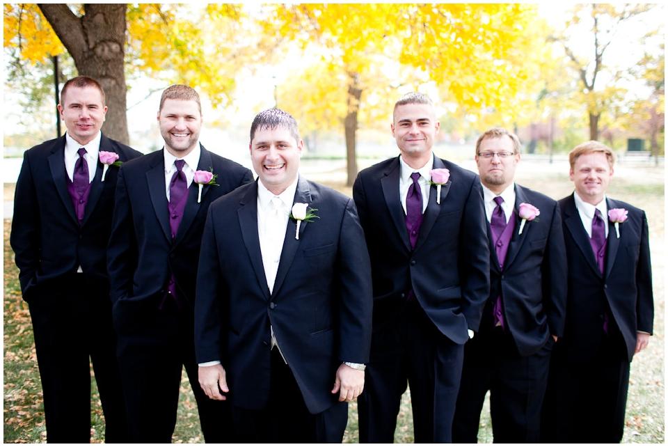 Omaha Wedding Groomsmen