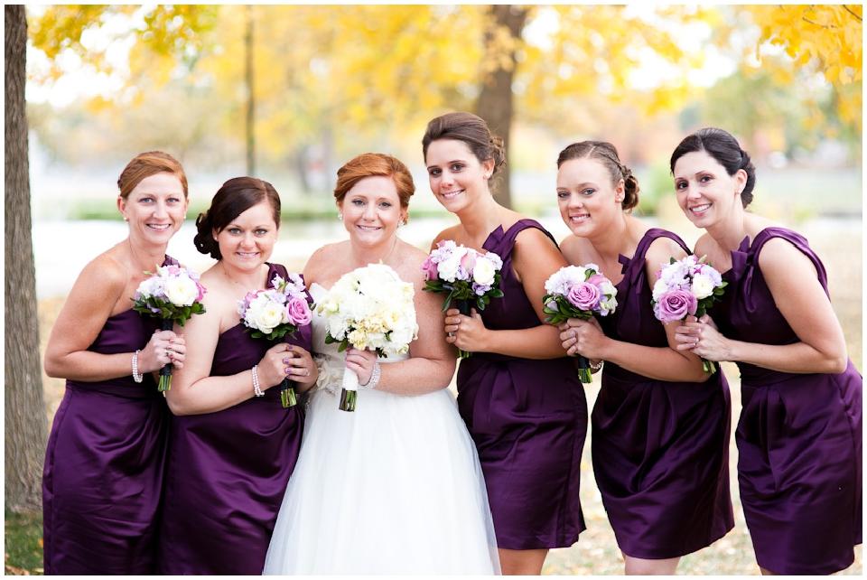 Omaha Wedding Bridesmaids