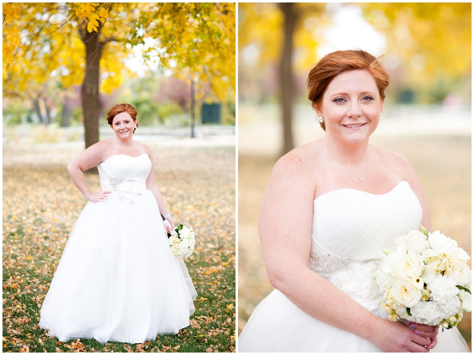 Omaha Wedding Photography Bridal Portrait