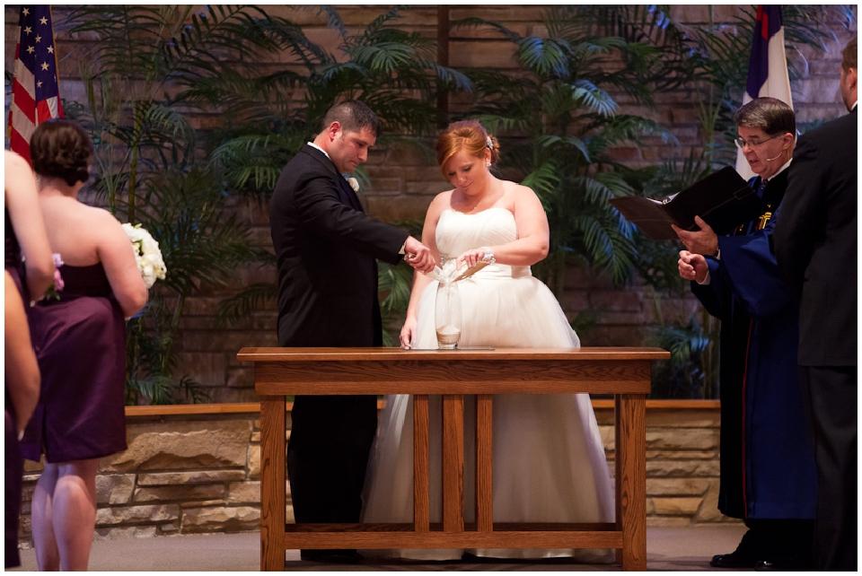 omaha wedding unity