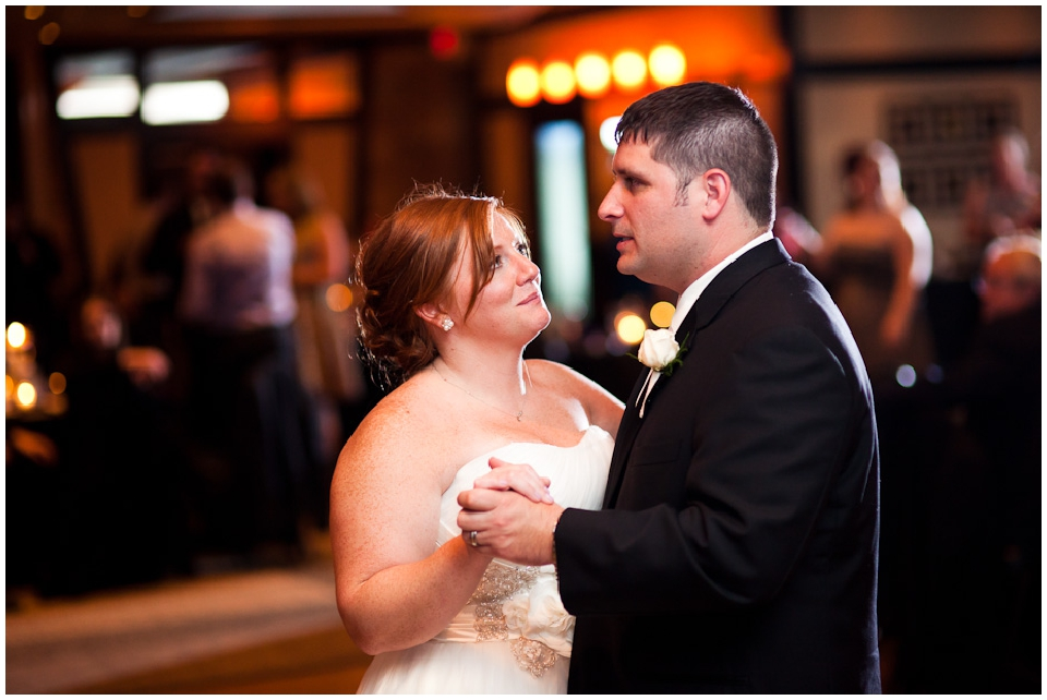 omaha wedding first dance