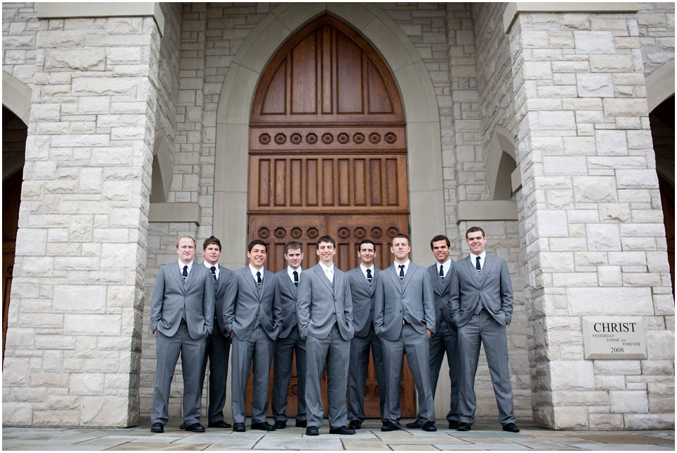 WeddingGroomsmen