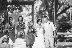 Omaha NE Wedding Photographer at the Bellevue Berry Farm
