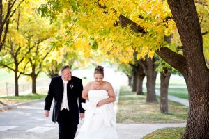 Omaha Wedding Photographers Fall wedding