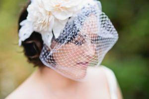 Birdcage Bridal Portrait