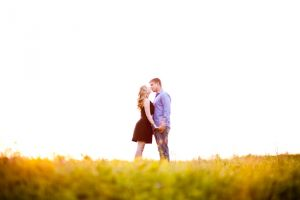 Omaha Wedding Photographers OPPD Arboretum engagement session