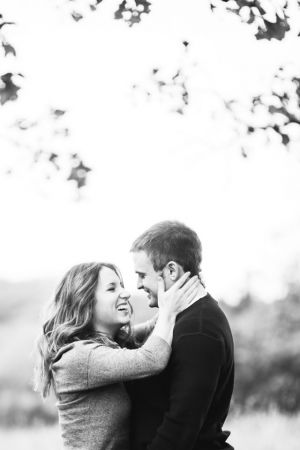 Omaha Wedding Photographers Mahoney State Park Engagement session