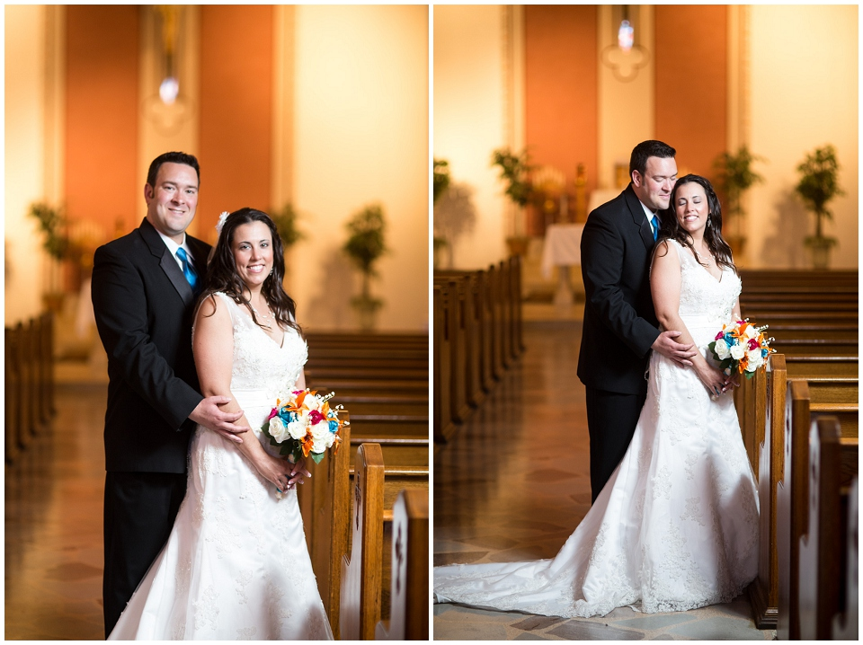 Holy Ghost Church Omaha Wedding