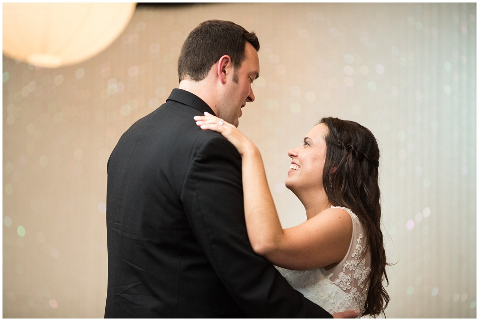 Millard Social Hall Wedding Omaha Nebraska