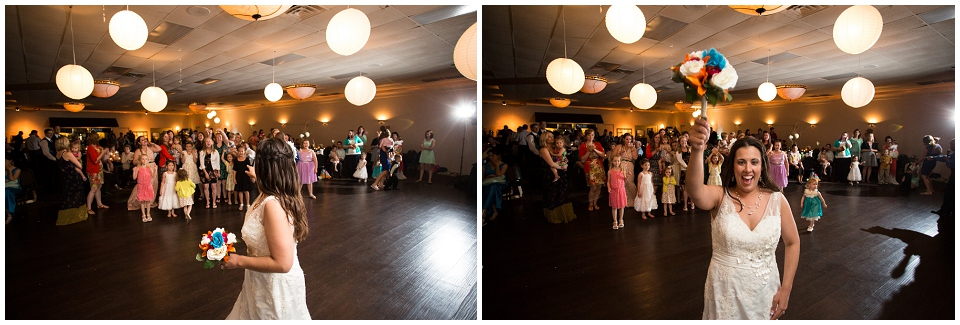 Millard Social Hall Wedding Omaha Nebraska